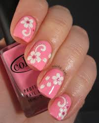 50 most beautiful pink and white nails designs ideas you wish to