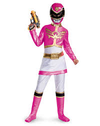 spirit halloween pay power rangers megaforce pink ranger costume at spirit halloween