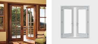Patio Door Styles Door Styles Kinds Of Doors Pella