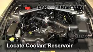 2010 ford mustang problems fix antifreeze leaks 2010 2014 ford mustang 2013 ford mustang