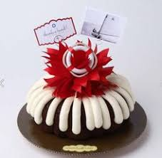 hole lotta love nothing bundt cakes baby shower pinterest