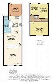 3 bedroom mid terraced house for sale in warrington road wigan wn3