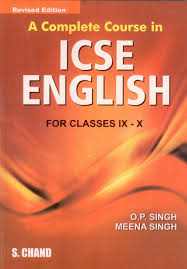 a complete course in icse eng ix u0026 x buy a complete course in