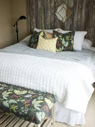 Bedroom Makeover On A Budget Vintage Guest Bedroom Makeover Hometalk Decorating Ideas