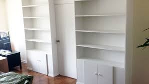 temporary walls nyc what is a bookcase wall