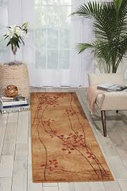 amazon com nourison somerset st74 latte square area rug 6 feet