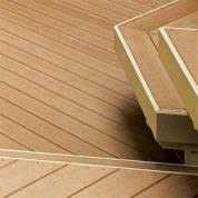 all about composite decking this old house