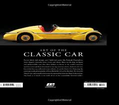 art of the classic car peter bodensteiner peter harholdt