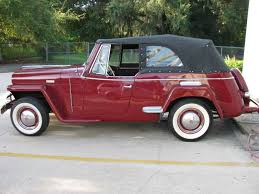 willys jeepster for sale 1949 willys jeepster sold vantage sports cars vantage