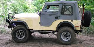 cj jeep yellow weapoole 1980 jeep cj5 specs photos modification info at cardomain