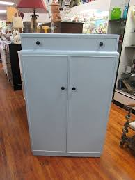 Armoire With Hanging Space Streetfaireantiques