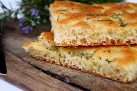 Rosemary Garlic Bread Machine Recipe The Pure Pantry Gluten Free Focaccia Bread