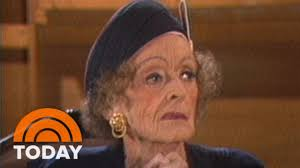 bette davis talks to bryant gumbel about joan crawford in 1987