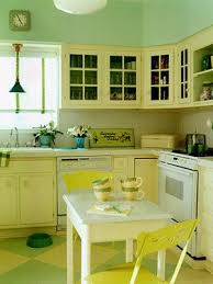 Yellow Kitchen Cabinets - inspiration for my ideal kitchen except i u0027m thinking yellow walls