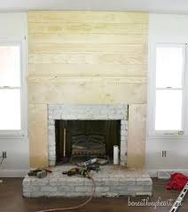 How To Build Fireplace Surround by Best 25 Stone Fireplace Surround Ideas On Pinterest Stone