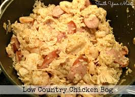 south your mouth low country chicken bog