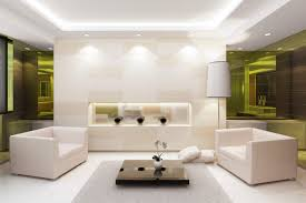 living room lighting ideas low ceiling round white shade crystal