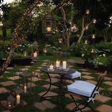 Backyard Patio Images by Best 25 Romantic Backyard Ideas On Pinterest Party Lights