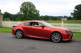 lexus sports car uk the ultimate review of the 2016 lexus rc 300h features prices