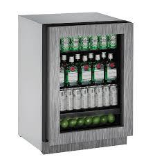 Beer Bottle Refrigerator Glass Door by 2224rgl 24 U201d Glass Door Refrigerator