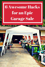 Garage Ideas Best 20 Community Garage Sale Ideas On Pinterest Sale Signs