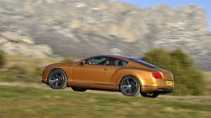 gold bentley 2012 bentley continental gt v8 review notes a greener continental