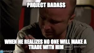 Badass Guy Meme - project badass crying guy meme on memegen