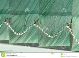 vertical blinds on the window stock photo image 56861686