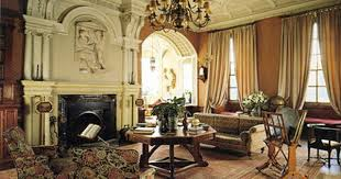 The Libraryanother Lovely Room Originally Th Century But - Regency style interior design