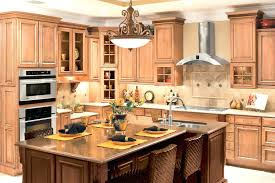 kitchen cabinets early american oak kitchen cabinets early