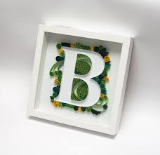 Home Decor Initials Letters Best 25 Framed Initials Ideas On Pinterest Framed Letters