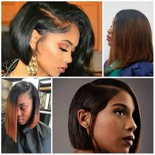 2017 long and short bob hairstyles for black women u2013 haircuts and