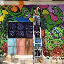Paint By Number Mural by Paint Jamaica Home Facebook