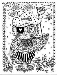 coloring page for adults owl coloring page this charming celtic