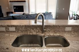 kohler sensate kitchen faucet dream kitchen the house the disney momma