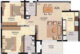 100 2bhk floor plans 1081 sq ft 2 bhk 2t apartment for sale