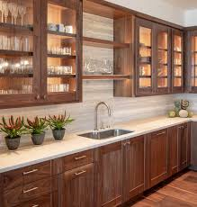wood kitchen cabinets houston organic modern design in walnut bentwood luxury