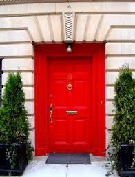 Front Door Red by Red Door East Gallery Door Design Ideas