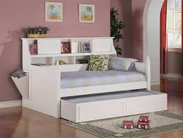 daisy twin daybed in white finish by coaster 300480