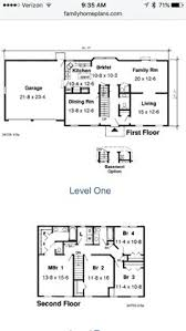 plan 19580jf traditional center hall colonial center hall