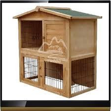 outdoor rabbit hutch rabbit cages yf cm104