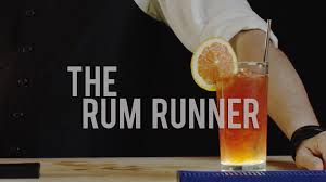 how to make the rum runner best drink recipes youtube