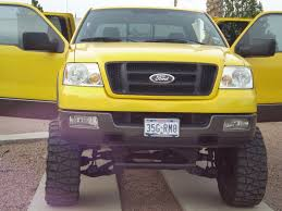 Ford F150 Truck 2004 - jcabal20 2004 ford f150 regular cab specs photos modification