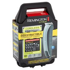 remington lithium virtually indestructible barbershop clipper 20
