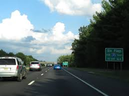 New York To Six Flags New Jersey Photos New Jersey Interstate 195 Eastbound Crosscountryroads