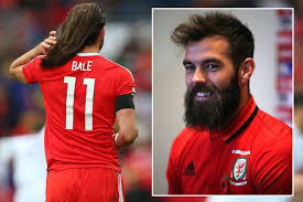 how to get gareth bale hairstyle gareth bale may make 360 000 a week now but wales pals still make