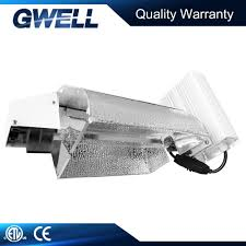 grow lights double ended double ended air cooled reflector hps 1000w grow light cool tube