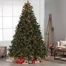 tree 12 foot pre lit tree pre lit