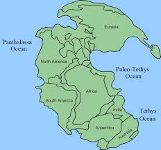 Blank Map Of Continents And Oceans by Pangea Maps Eatrio Net