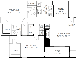 patio homes floor plans landmark at glenview reserve apartment homes floor plans